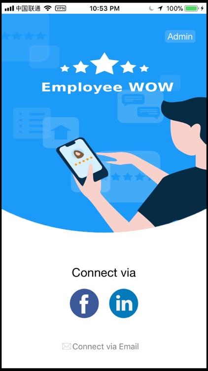 Wow Customer Feedback App