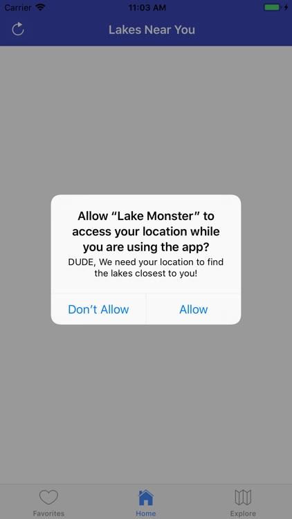 Lake Monster - Lake Weather screenshot-8
