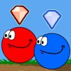 Red And Blue Balls - iPhoneアプリ