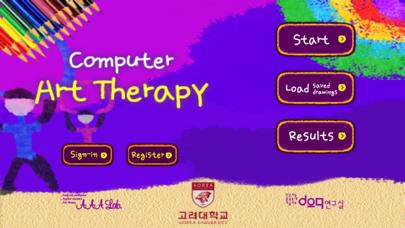 Computer Art Therapy screenshot one
