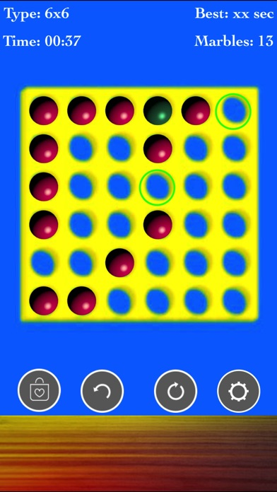 !Brainvita Peg Solitaire screenshot 3