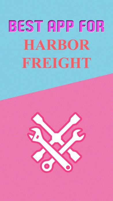 Best App for Harbor Freight Screenshot