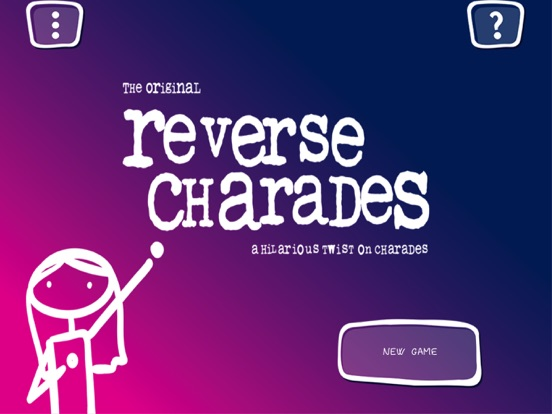 Reverse Charades - Revenue & Download estimates - Apple App