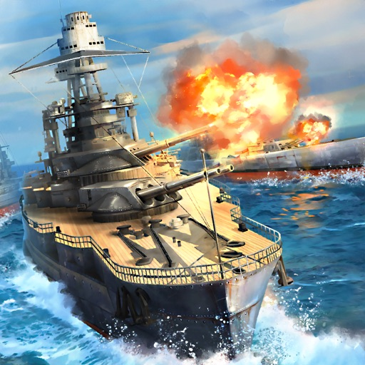 Warships Universe Naval Battleのアイコン