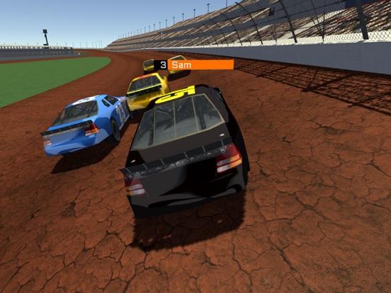 Dirt Track American Racing на iPad
