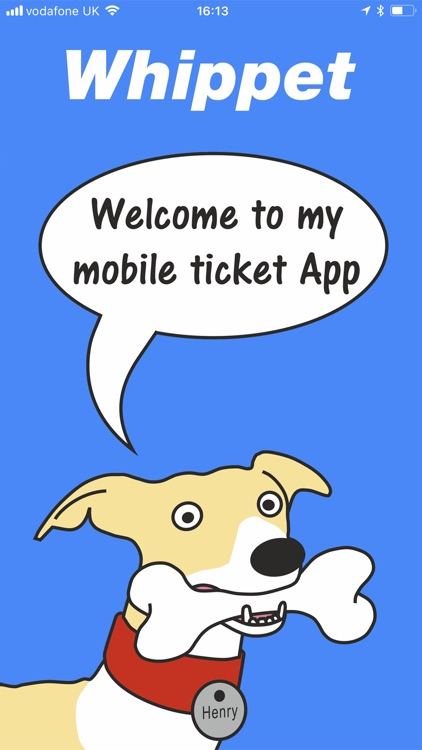 Whippet Bus m-Ticket