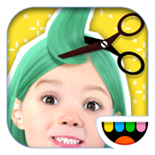Toca Hair Salon Me app review