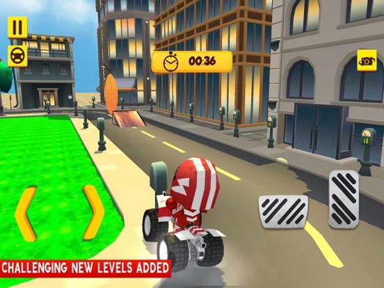 Skill Racing ATV Quad Bike Str screenshot 6