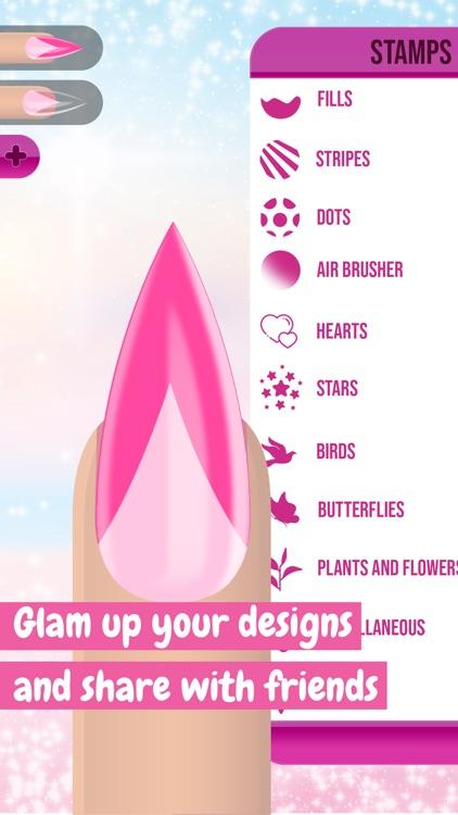 Nails PRO - Nail Art Design screenshot-5