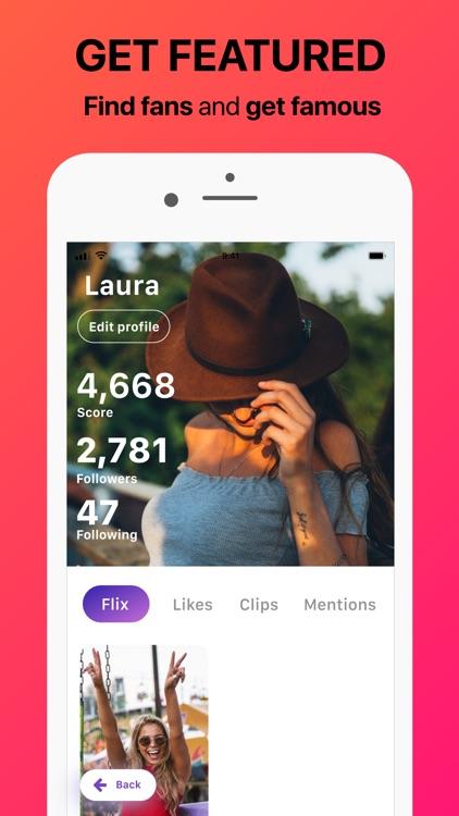 Flixup - Create social videos screenshot-4