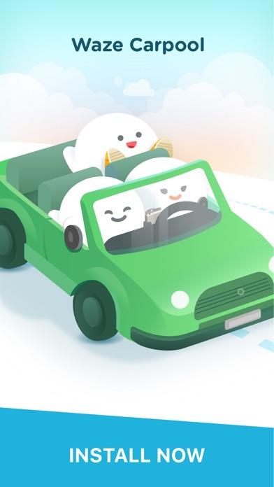 Waze Carpool for Windows
