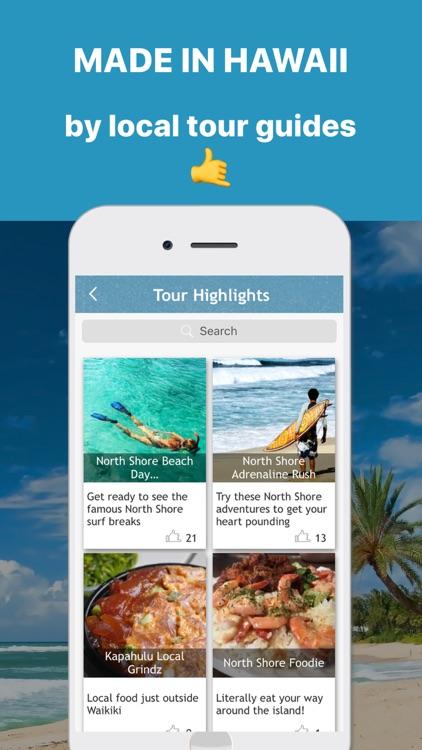 Oahu Driving Tour GPS Guide screenshot-4
