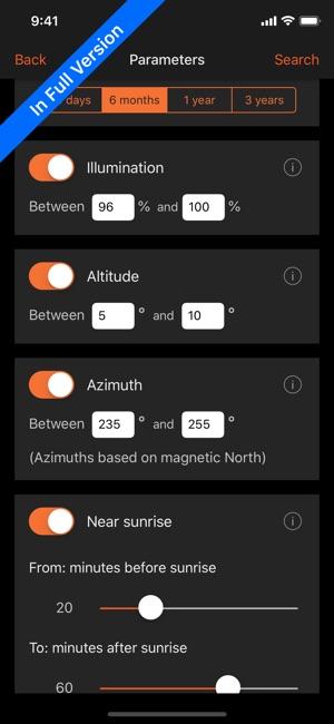 Sun Surveyor Lite on the App Store