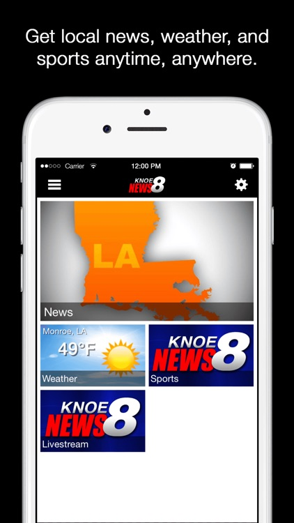 KNOE News screenshot-0