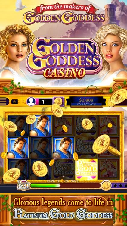 Golden Goddess Slot App