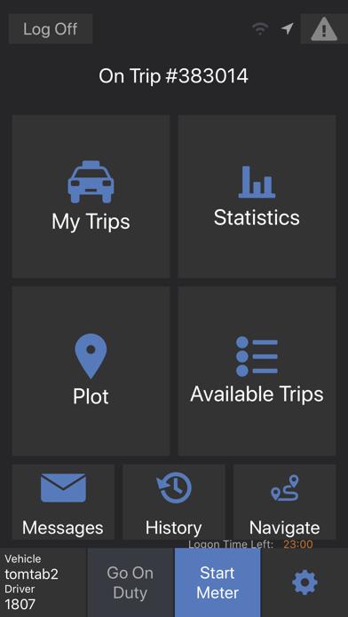 MTI Driver App
