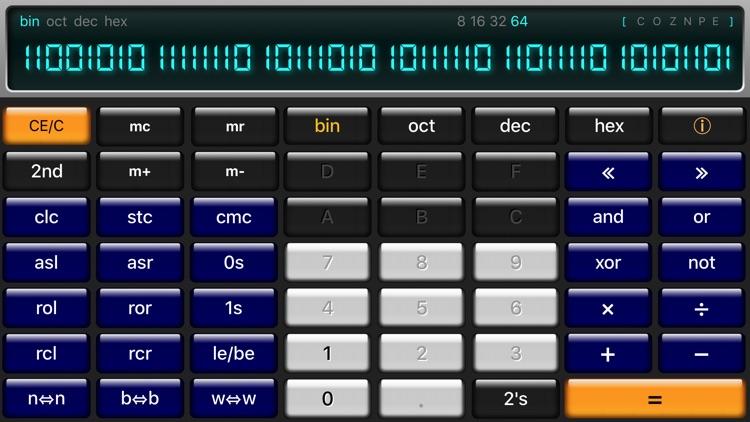 devCalc Pro screenshot-4