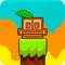 App Icon for Tiki Sky Hopping App in Belgium IOS App Store