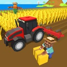 Plow Farming Harvester 3 icon