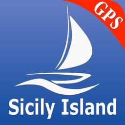 Sicily Is. GPS Nautical Charts
