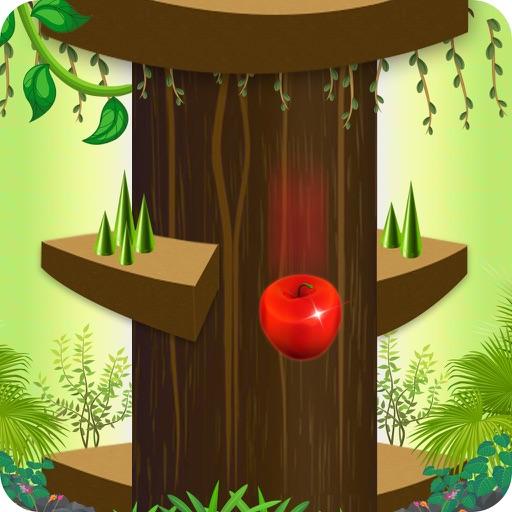 Angry Apple Jump
