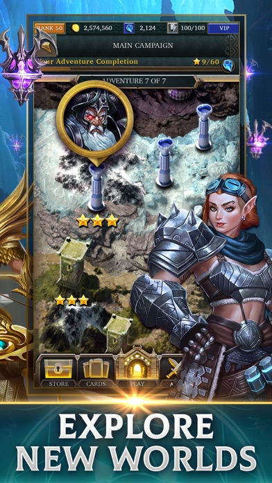 download Legendary: Game of Heroes