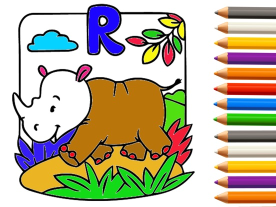 Colorfly Coloring Books screenshot 10