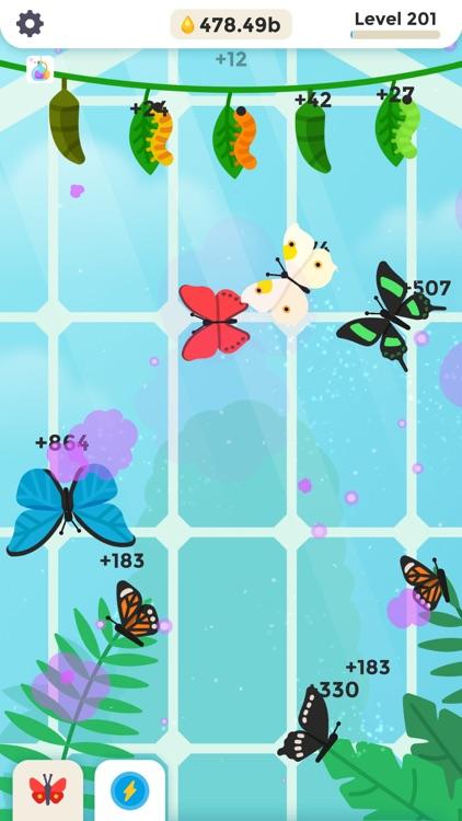 Butterfly Idle screenshot-3