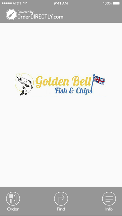 Golden Bell Fish and Chip Shop screenshot one