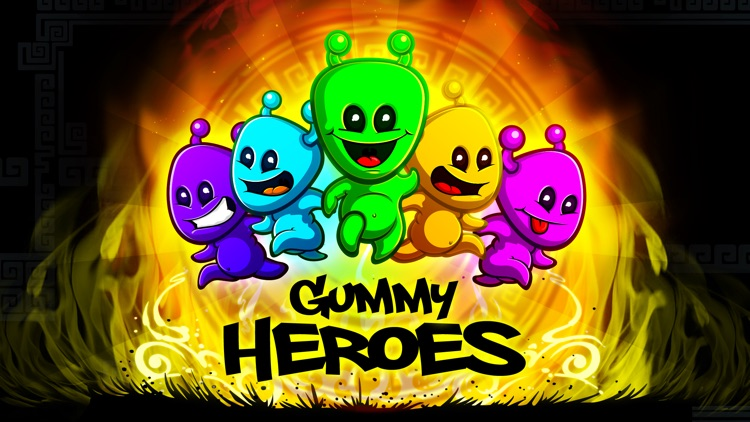 Gummy Heroes screenshot-4