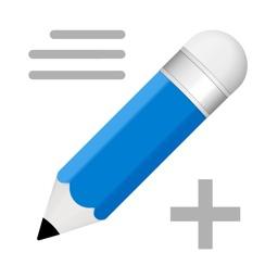 Notes Writer+
