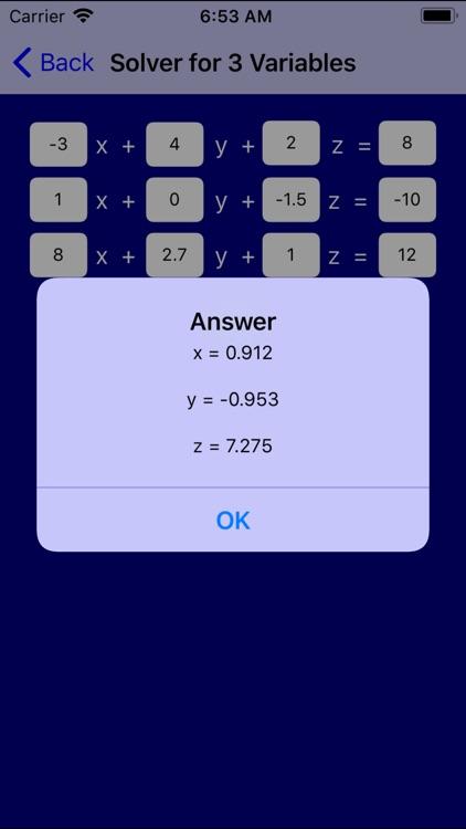 Math Pro screenshot-8