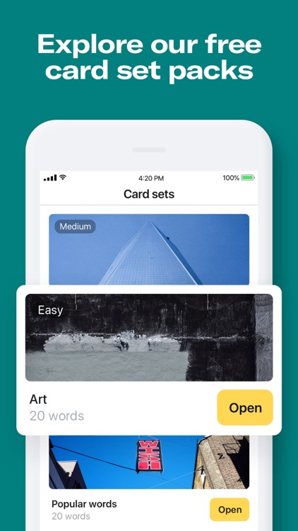 Flashcards by Remember