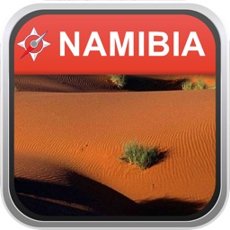 Offline Map Namibia: City Navigator Maps