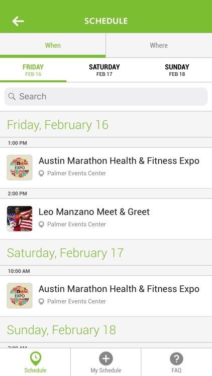 Austin Marathon® screenshot-1