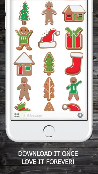 Xmas Gingerbreads screenshot two
