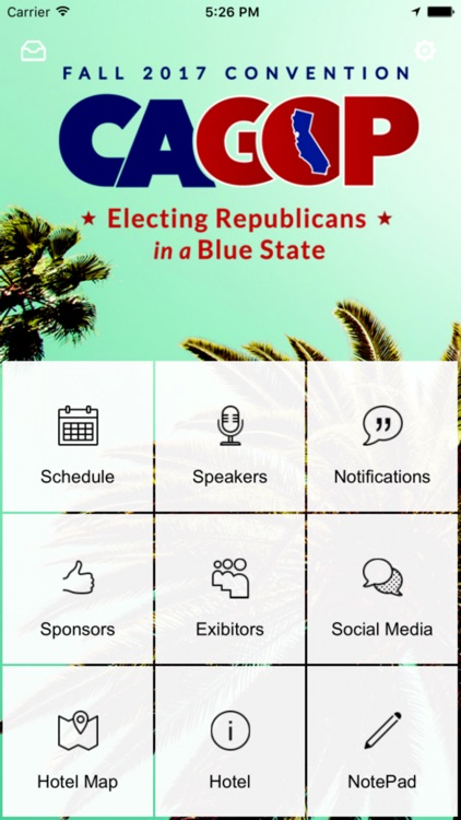 California Republican Party by Apptology
