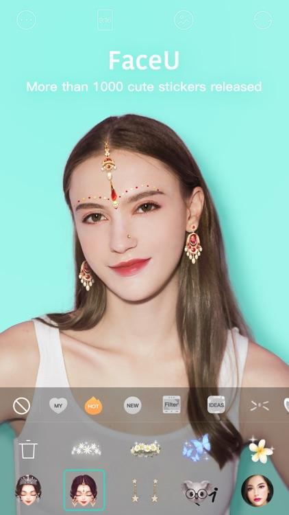 FaceU - Inspire your Beauty screenshot-0