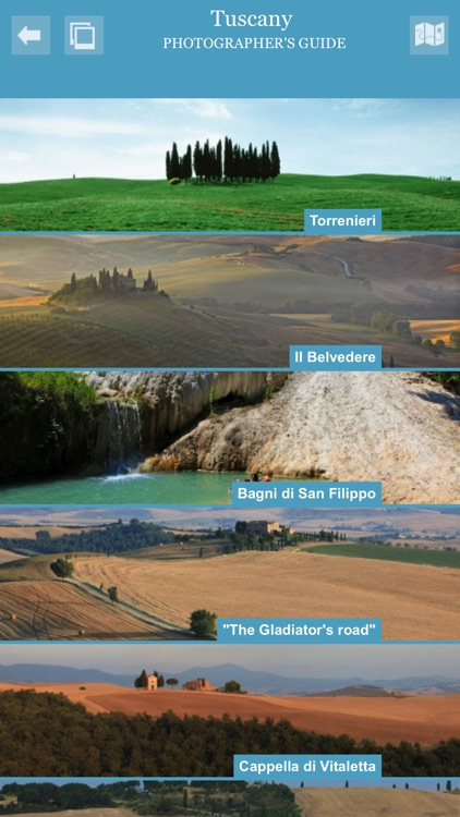 Tuscany Photographer's Guide