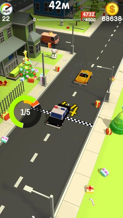 Crashy Cops! screenshot-3