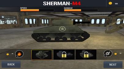Tank Battle 2018: Desert War screenshot four