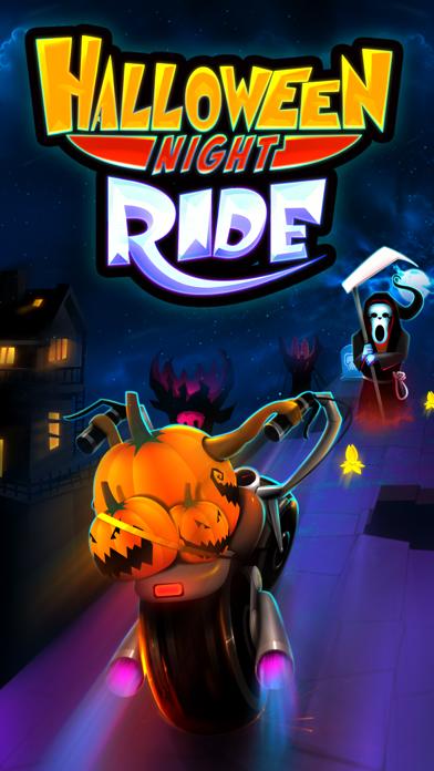 Halloween Night Rideのおすすめ画像1