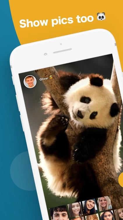 Zooroom – Group Video Chat screenshot-3