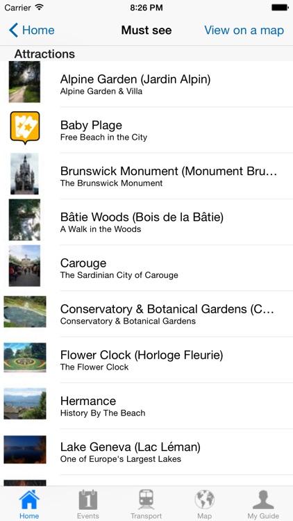 Geneva Travel Guide Offline screenshot-3