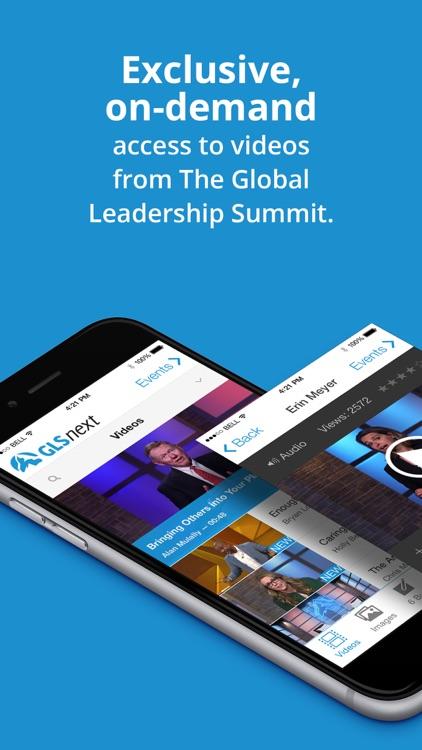 GLSnext - Leadership Training