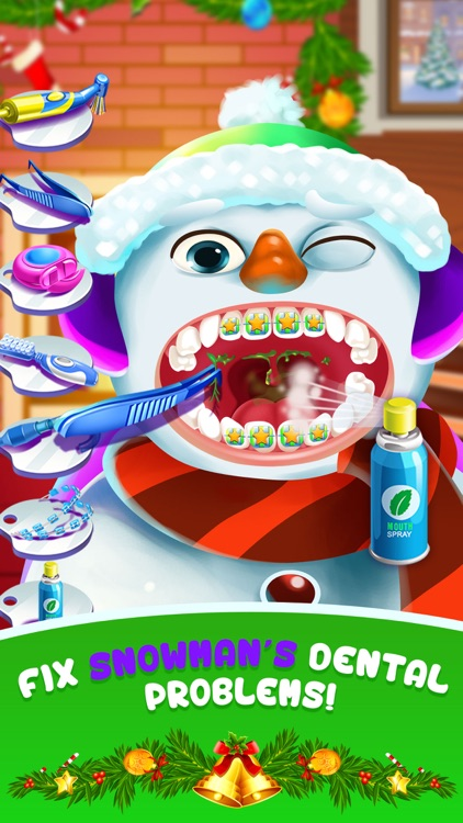 Little Dentist Doctor Games by Fancy Quiz Games