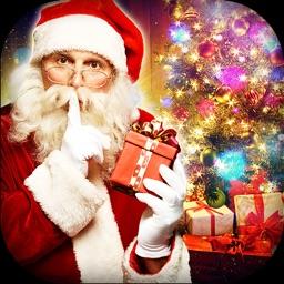 Santa In Photos