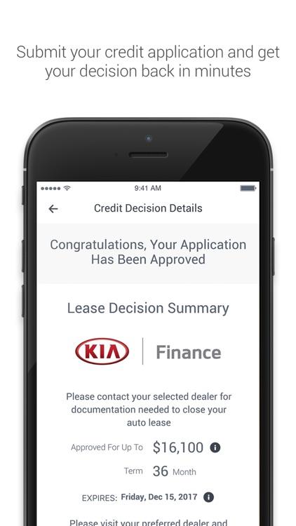 Kia Motors Finance screenshot-4