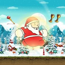 Activities of Santa Claus Snow Treasure Hunt