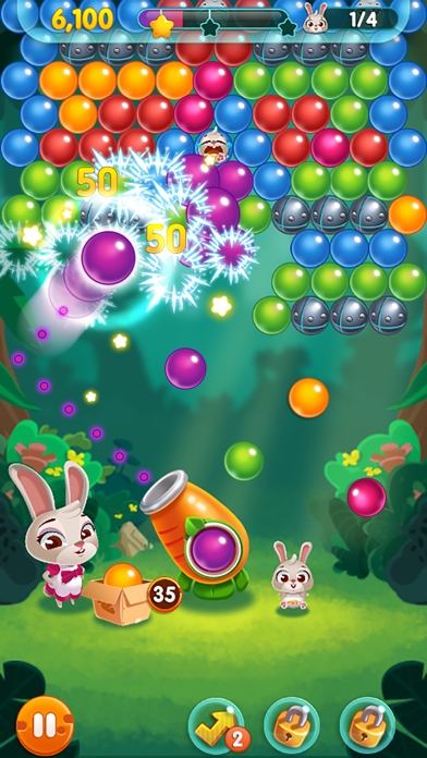 Bunny Pop! Скриншоты4